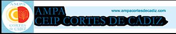 AMPA – CEIP Cortes de Cádiz Logo
